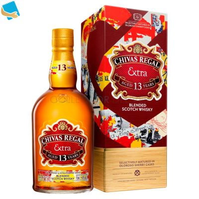 Chivas Regal Extra 13 Years Old Blended Scotch Whisky, 70Cl