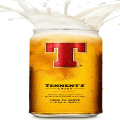 Tenants Lager Pint Can 568ml
