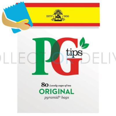 PG Tips 80S Pyramid Teabags 232G