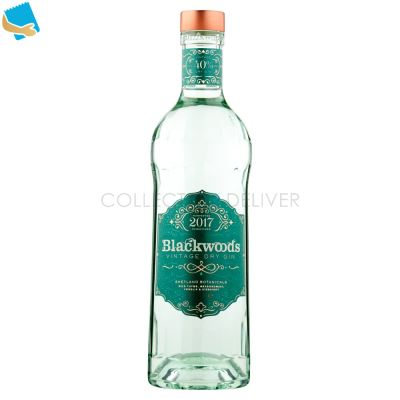 Blackwoods Vintage Dry Gin 40% 70Cl