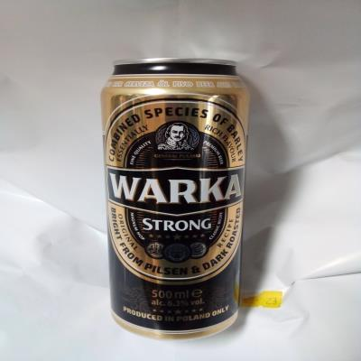 Warka Strong Spice Brewed