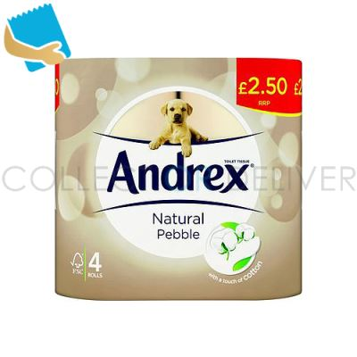 Andrex Natural Pebble
