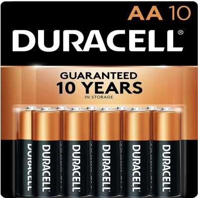 Duracell AA 10 Pack