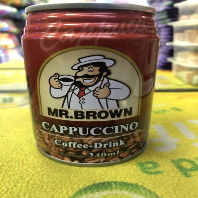 MR.BROWN CAPPUCCINO DRINK
