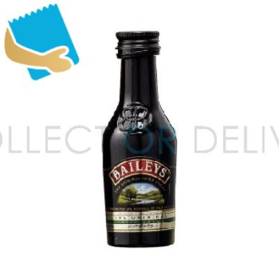 Baileys Irish Cream Miniature