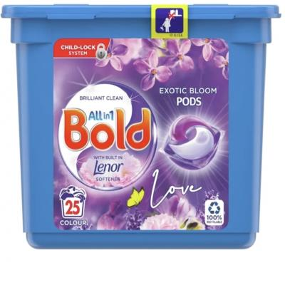 Bold All-In-1 Exotic Bloom Liquid Pods 25 Pack