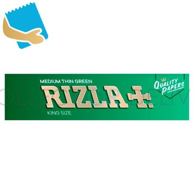 Rizla King Size Green 32S