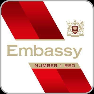 Embassy Number 1 Red