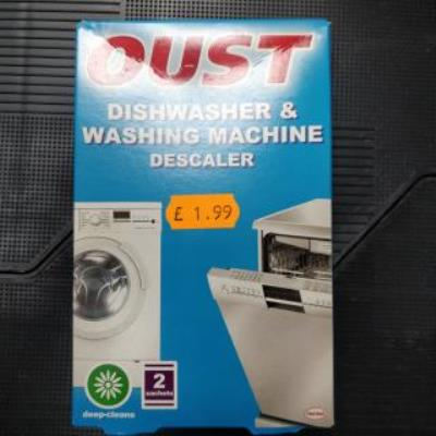 Oust Dishwasher & Wahong Machine Cleaner