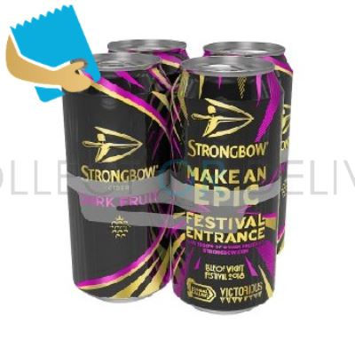 Strongbow Dark Fruits Ack