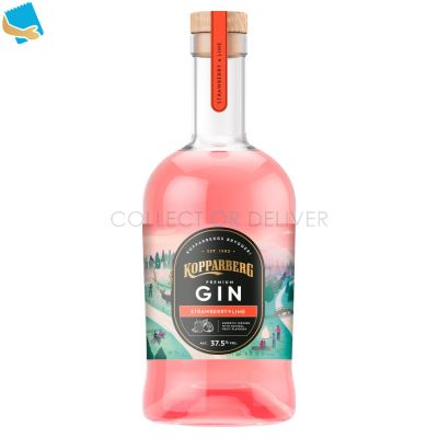 Kopparberg Gin Strawberry & Lime 70Cl