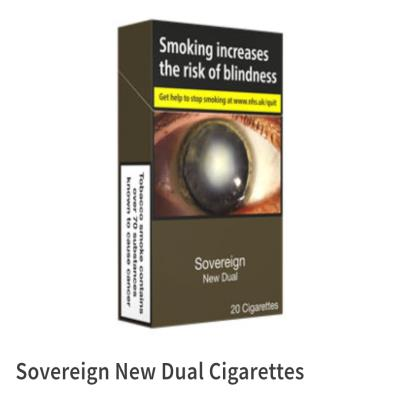Sovereign New Dual King Size