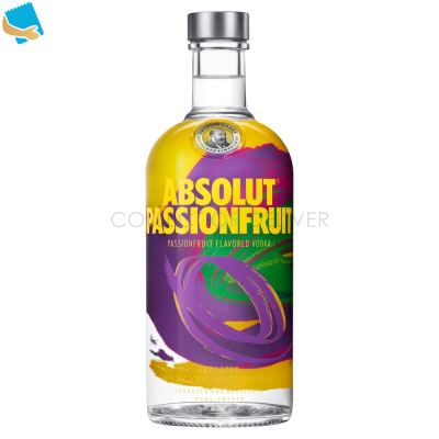 Absolut Passionfruit Flavoured Vodka 70Cl