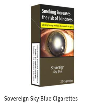 Sovereign Sky Blue King Size