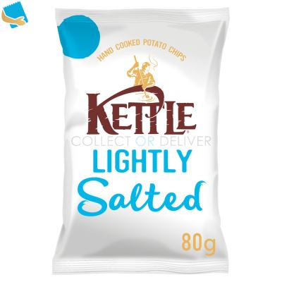 KETTLE Lightly Salted 80G