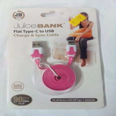 Charger And Sync Usb Cable