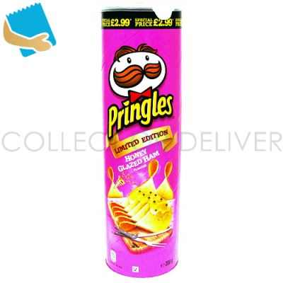 Pringles Honey Glazed Ham