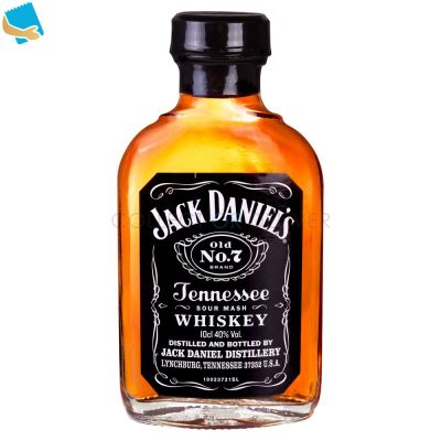 Jack Daniel's Old No.7 Tennessee Whiskey 10Cl