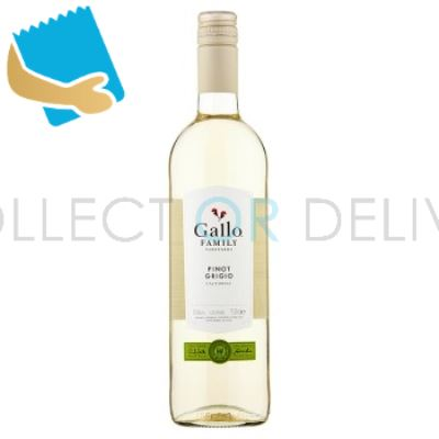 Gallo Family Vineyards Pinot Grigio 750Ml