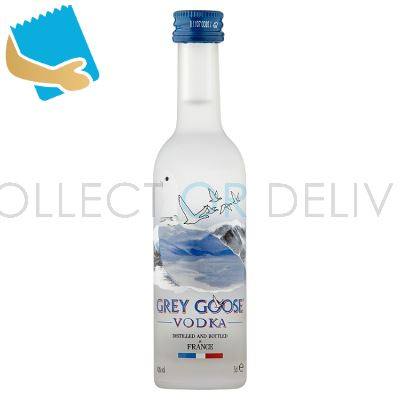 Grey Goose Premium Vodka 5Cl