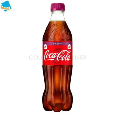 Coca-Cola Cherry 500Ml
