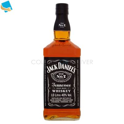 Jack Daniel's Old No.7 Tennessee Whiskey 1Lt