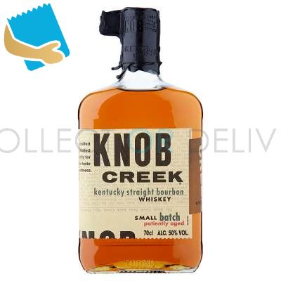 Knob Creek Small Batch Kentucky Straight Bourbon Whiskey 70Cl