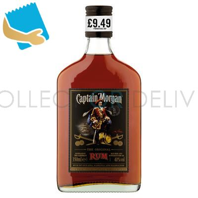 Captain Morgan The Original Rum 35Cl