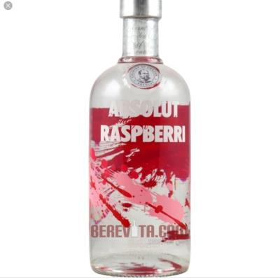 Absolut Vodka - Raspberri