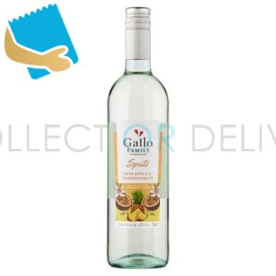 Gallo Family Vineyards Spritz Pineapple & Passionfruit 750Ml