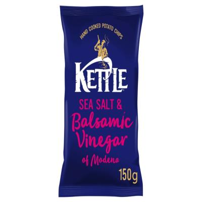 Kettle Sea Salt & Vinegar