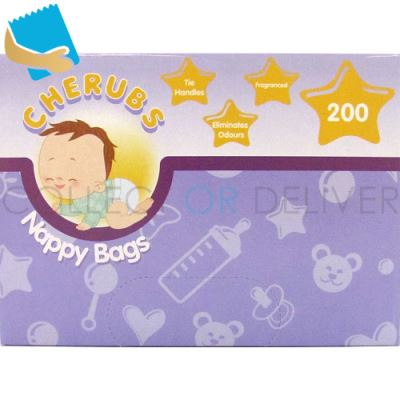 200 Nappy Bags