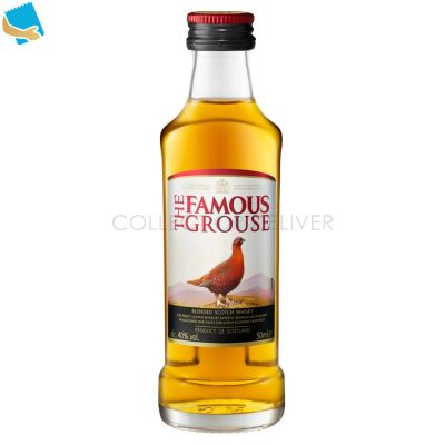The Famous Grouse Finest Blended Scotch Whisky 5cl