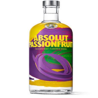 Absolut Vodka - Passionfruit
