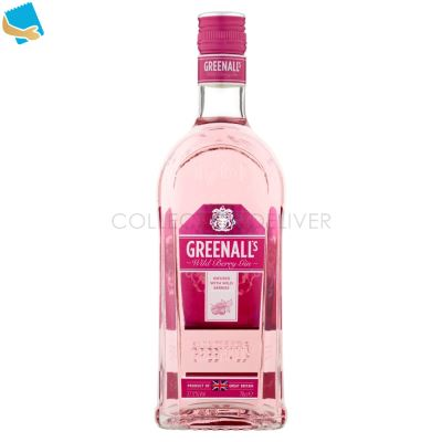 Greenall's Wild Berry Pink Gin 70cl