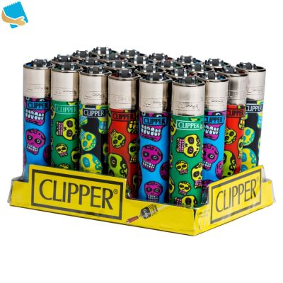Clipper Mixed Design Pack of 24