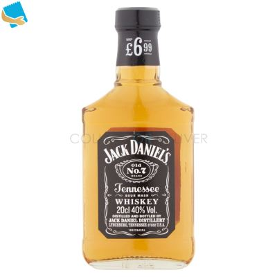 Jack Daniel's Old No.7 Tennessee Whiskey 20Cl