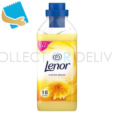 Lenor Fabric Conditioner Lenor Summer Breeze 18 Washes