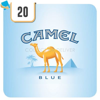 Camel Blue 20 Cigarettes