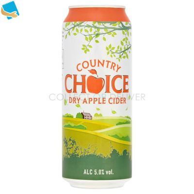 Country Choice Dry Apple Cider 500Ml