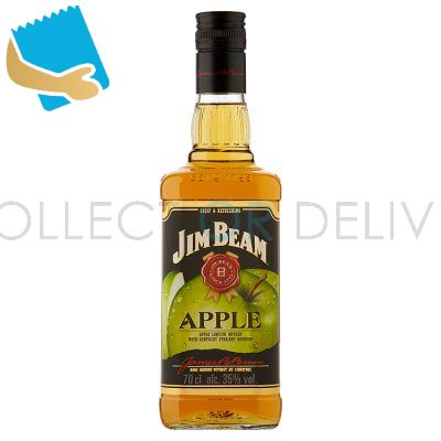 Jim Beam Apple Kentucky Bourbon Whiskey 70Cl