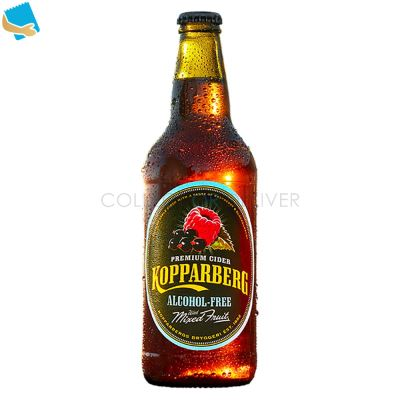 Kopparberg Premium Cider Alcohol-Free with Mixed Fruit 500ml