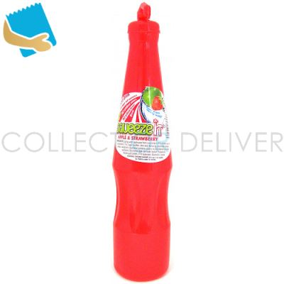 Squeeze It Apple & Strawberry