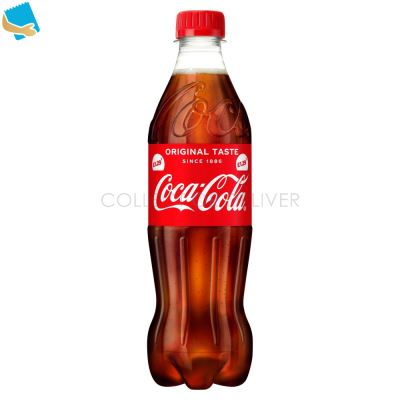 Coca-Cola Original Taste 500Ml