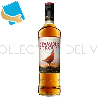 The Famous Grouse Finest Blended Scotch Whisky 70cl