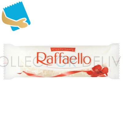 Confetteria Raffaello Pralines Treat Pack 3 Pieces (30G)