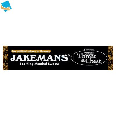 Jakemans Throat & Chest Soothing Menthol Sweets 41g
