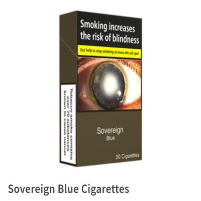Sovereign Blue king size