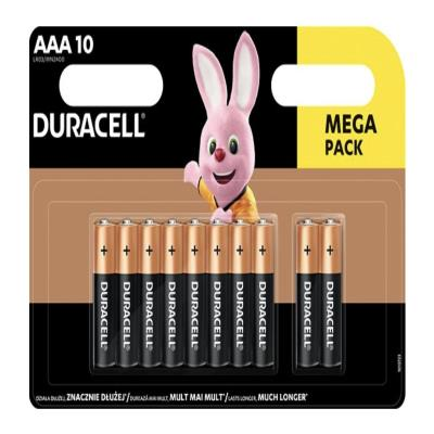 Duracell Basic AAA 10Pcs