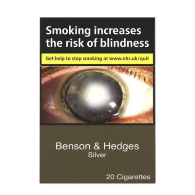 Benson & Hedges Silver King Size 20 Pack